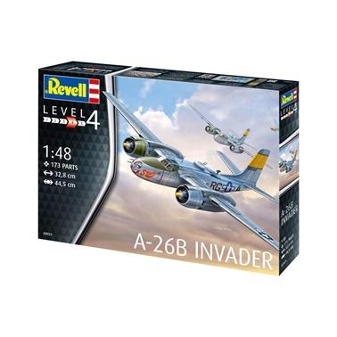 Revell Revell Maket 1:48 Invader Renkli